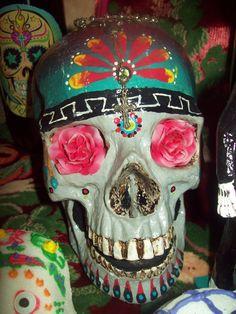 Bohemian Valhalla ~ Dia de los Muertos Altar