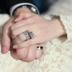 Find images and videos about couple, wedding and jewelry on We Heart It - the app to get lost in what you love. Wedding Couple Poses Photography, Wedding Poses, Wedding Photoshoot, Wedding Couples, Arab Wedding, Cute Muslim Couples, Romantic Couples, Cute Couples, Romantic Love Couple