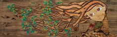 Natacha Monnalisa - Gallery-Pyrography