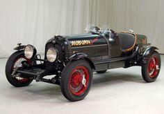 1929 Auburn Biposto Racecar