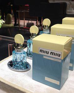 倉田真由美のBeauty Lifeミュウミュウの新フレグランスは 春の訪れを感じさせるスズランの香り