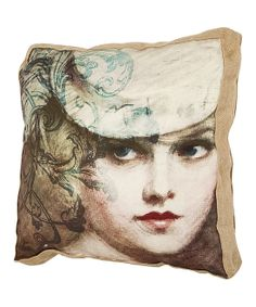 Bygone Era Pillow