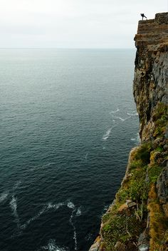 Discover 50 Must Visit Places Around The World. On the edge, Dún Aonghasa, Ireland