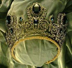 The Countess of Paris tiara