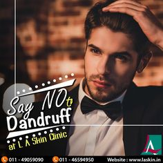 The at diagnose the reason for and help you in getting rid of it. For details, call us at Dandruff Solutions, Getting Rid Of Dandruff, Shiny Hair, Easy Hairstyles, Beauty Hacks, Hair Care, How To Remove, Hair Beauty, Tips