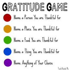 The Gratitude Game: Pick-Up Sticks Gratitude<br> Want to help your kids learn about gratitude? Play the gratitude game with them. It's a fun game that the whole family will enjoy! Geek House, A Course In Miracles, Thanksgiving Activities, Yoga For Kids, Kids Church, Activity Days, School Lessons, School Counselor, Bible Lessons
