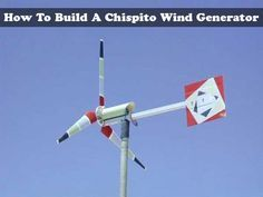 This wind turbine is not only extremely easy to build, it's very powerful too. If you are looking to build your own wind generator, I'm glad you waited and are reading this. I have to say this is by far, the best wind generator DIY tutorial I have come across.