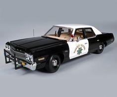 1:18 ERTL 1974/75 Monaco's | Bluesmobiles