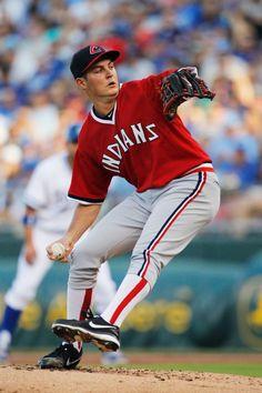 Trevor Bauer, Cleveland Indians