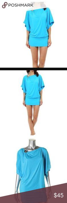 Michael Kors dress swim cover nwt size XS/S Michael Kors dress swim cover nwt size XS/S Michael Kors Dresses Mini