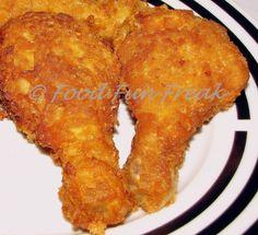 Food Fun Freak: Homemade KFC Fried Chicken Recipe