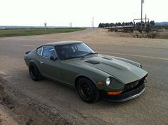 My first car was a '77 280 Z. Her name was Eva, I'll never forget her.