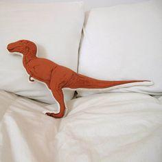 T-Rex Pillow  #KBHomes