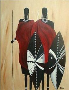 Résultats de recherche d'images pour «cuadros y laminas africanas»