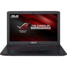 Laptop ASUS ROG GL552VX-CN059D i7-6700HQ 2.60GHz nVIDIA GeForce GTX 950M 4GB