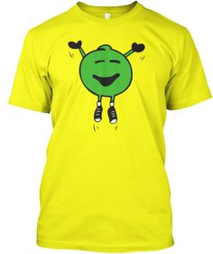 Mr. Phresh: The Happy Lime  NOW available exclusively on Teespring  for only US$22.99. Four complementary colours to choose from! Get yours today. 