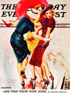Saturday Evening Post - 1939-05-20: Splashed (John LaGatta)