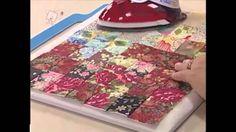 Patchwork Ana Cosentino: Watercolor (Ateliê na TV 23/11/12)