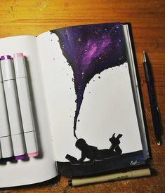 18 Yaşındaki Genç Yetenek Miquel Castany'den Seyir Zevki Yüksek 20+ Çizim Sanatlı Bi Blog 17