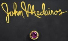 John Medeiros Jewelry Birth Stone Celebration February Amethyst  #JohnMedeiros #BirthStone