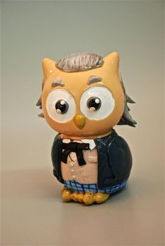 The Doctors as Owls: 1