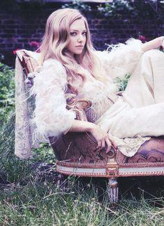 Amanda Seyfried, Vanity Fair