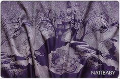 Natibaby Story Wrap (linen) such a gorgeous wrap!  Gah there are soooo many beauties!!