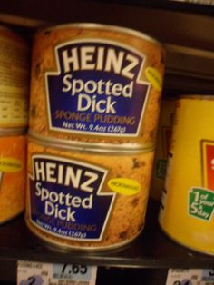 What is Spotted Dick?- This foreign food is very popular! #food