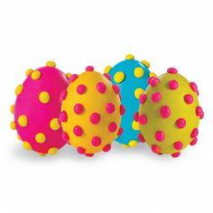 Polka Dotted Eggs | Easy #DIY Easter Crafts - Parenting.com