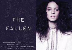 The Fallen- By Tereza Janakova. www.kit-magazine.com. Muse, January, Make Up, Magazine, Fashion, Moda, Fashion Styles, Makeup, Magazines