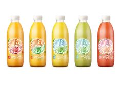 Before & After: Simply Squeezed — The Dieline - Package Design Resource