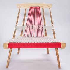 Cat's Cradle Living-Room Chair by Stoel Burrowes / A' Design Award Winner