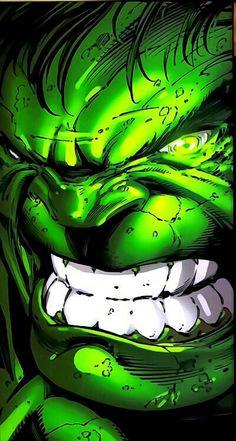 Hulk is angry!