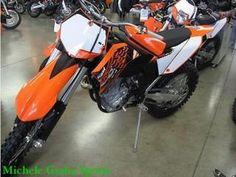 2010 KTM EXC 450 Dirtbike