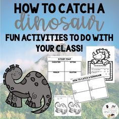 Children will always say they have seen a dinosaur but have they really Dental Health Month, Kindergarten Language Arts, Letter Of The Week, Fun Activities To Do, Read Aloud, Great Books, The Book, Back To School, Classroom