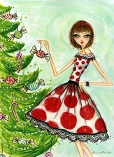 Bella Pilar-Navidad
