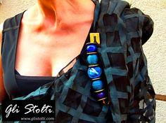 """Spilla da balia bijou artigianale con elementi in vari materiali e tecniche """"Lady Anne"""". Vai al link per tutte le info: http://glistolti.shopmania.biz/compra/spilla-da-balia-bijou-lady-anne-498 Gli Stolti Original Design. HandMade in Italy. #glistolti #moda #artigianato #madeinitaly #design #stile #roma #rome #shopping #fashion #handmade #handicraft #handcrafted #style #bijoux #natale #christmas"""