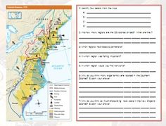 In this lesson students will read an overview of the Thirteen Colonies, focusing on the New England, Middle and Southern Colonies, which gives a general synopsis of what life was like in each region. Students will also learn about what good and products each region thrived in producing.