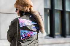 ELLE.com photographer Tyler Joe captures the chicest street style moments from NYFW.