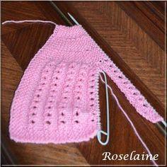 Roselaine669 Brassière rose