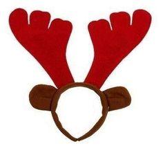 Rentier Hörner Bulinex 39-268 #Christmas #Weihnachten #Rentier