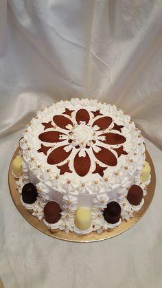 Négercsókos torta 😋