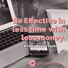 Helping you reach more and educate more in less time.  Take your Voice Live the #ChiroSocialTech Way!
