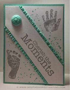 South Shore Stamping: Cherish the Moments - CTS62