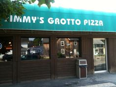 Jimmy's Grotto opened in 1946, when Jimmy and Rose Rucci decided to sell food from a 352-square foot building on Main Street in Waukesha.
