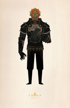 "Ganondorf  ""Power""  by Connor McShane"