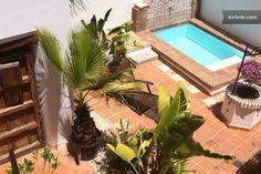 Views , pool , palms ,patio in Granada