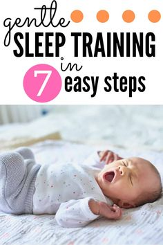 No cry sleep training in 7 easy steps - Different than the cry it out sleep tra. - No cry sleep training in 7 easy steps – Different than the cry it out sleep training method, gen - Baby Sleep Routine, Baby Sleep Schedule, Help Baby Sleep, Toddler Sleep, Kids Sleep, Child Sleep, No Cry Sleep Training, Sleep Training Methods, Potty Training