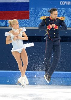 10 Best Figure Skating Costumes From the 2014 Winter Olympics.