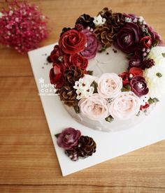 Done by student frim Malaysia (베러 심화클래스/Advanced course) www.better-cakes.com…